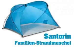 Familien Sonnenzelt Santorin